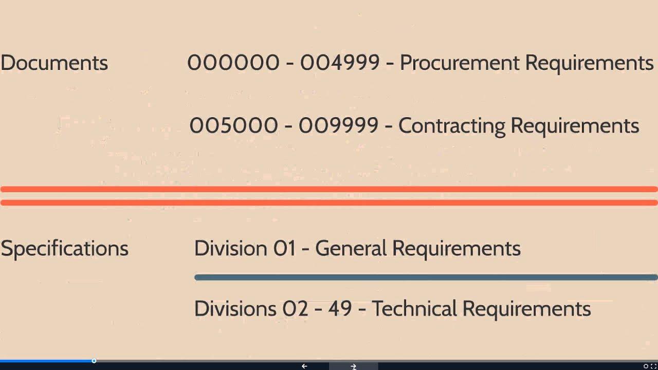 Construction documents.
