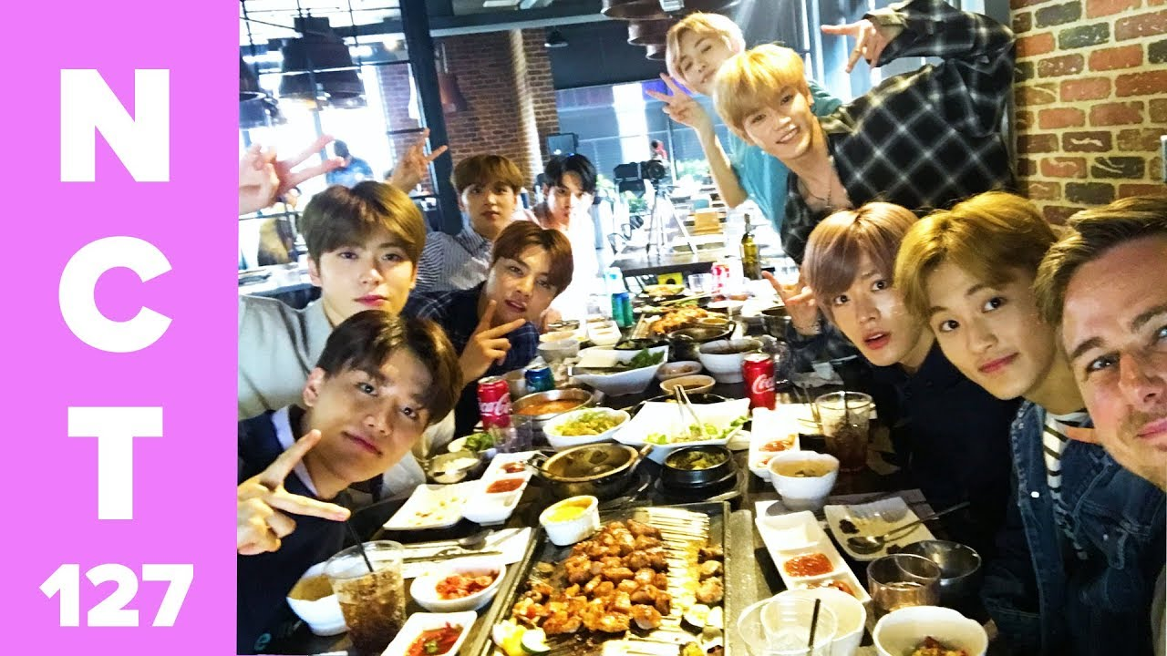 I Spent The Day With A K-Pop Boy Band: NCT 127