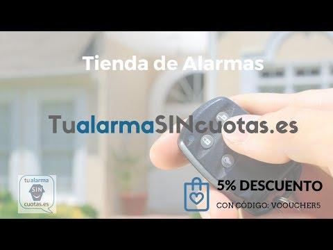 Codigo Descuento para TualarmaSINcuotas - Alarma SIN Cuotas