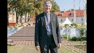 Interviu su Kauno arkivyskupu Lionginu Virbalu