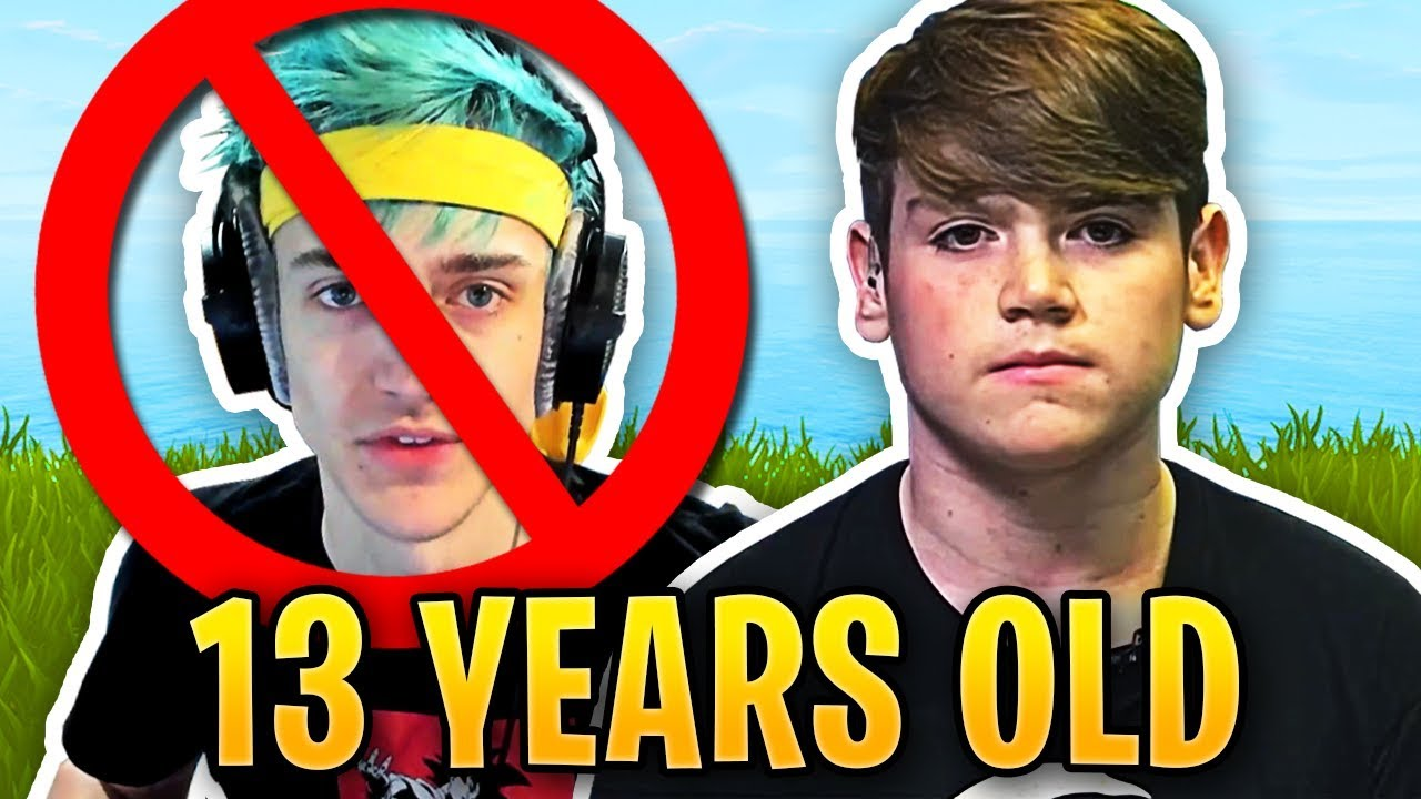 this 13 year old might be better than ninja fortnite pro - 13 year old fortnite pro