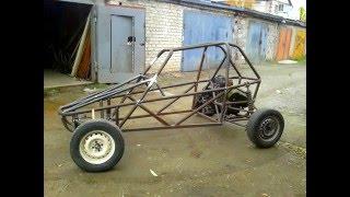 Постройка багги. Как это было. Homemade buggy build