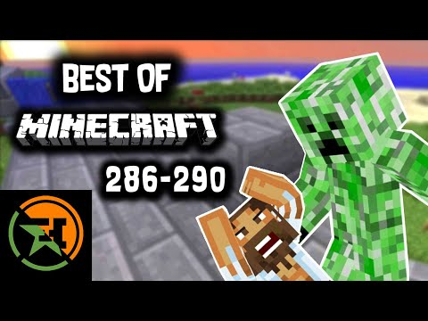 The Very Best of Minecraft | 286-290 | AH | Achievement Hunter