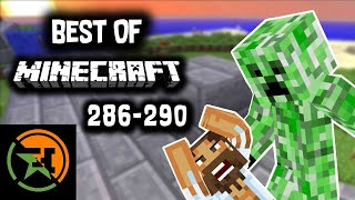 The Very Best of Minecraft | 286-290 | AH | Achievement Hunter