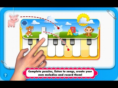 """Preschool Musical Puzzle Toys """"CFC s.r.o. Education Games"""" Android Mental Developer Games """"For Kids"""""""
