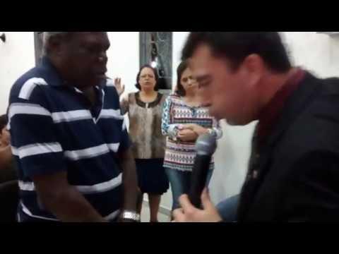 Homem Paralitico Curado Cajuru Sorocaba - Pr Marcio Rodrigues