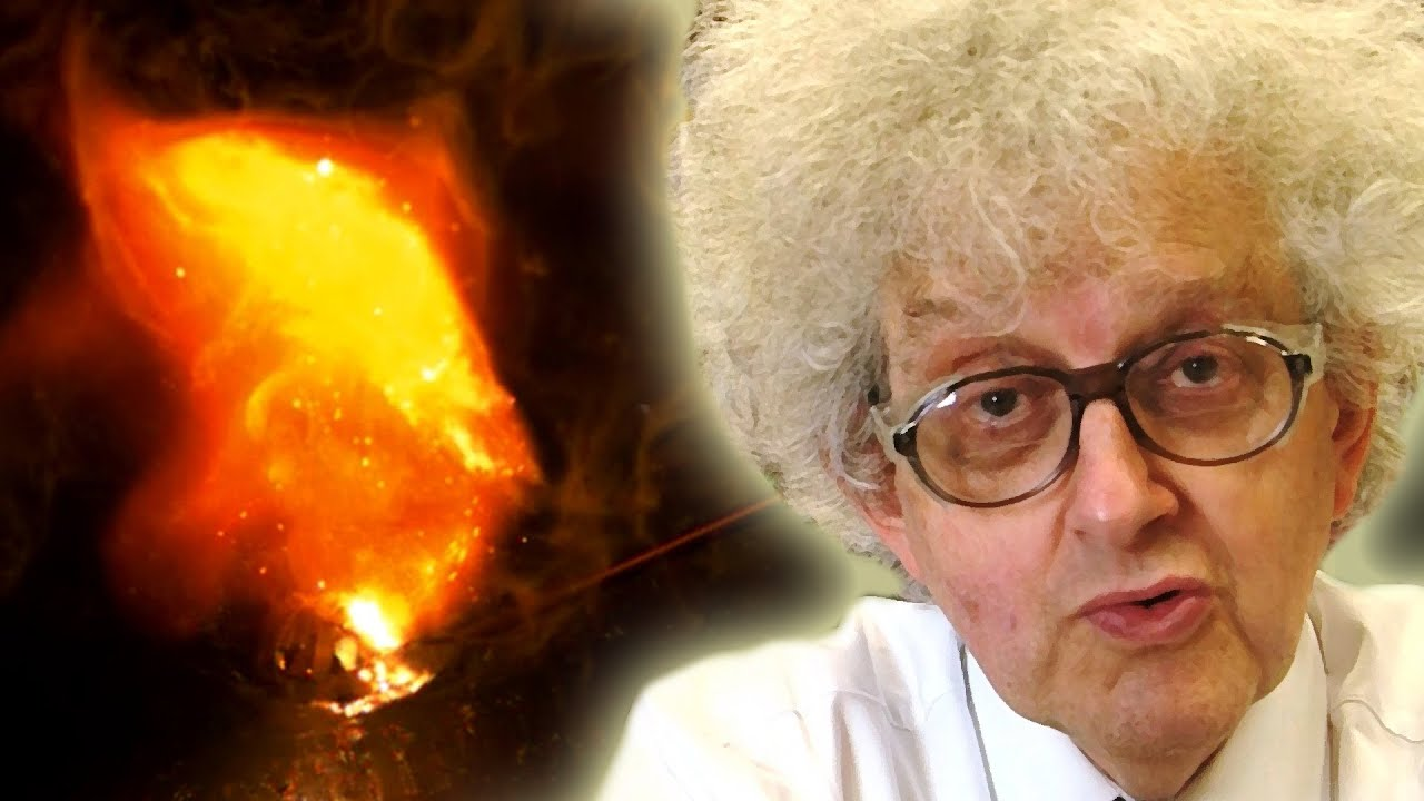 Burning magnesium in water periodic table of videos youtube urtaz Image collections
