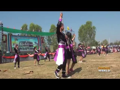 HMONGWORLD: Part 2, HMONG THAILAND NEW YEAR CELEBRATION in Phayao Province - Hmong Culture