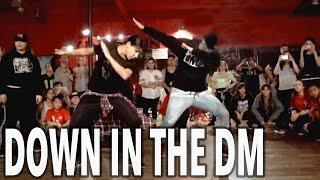 """DOWN IN THE DM"" - Yo Gotti | @MattSteffanina Choreography (@YoGottiKOM)"