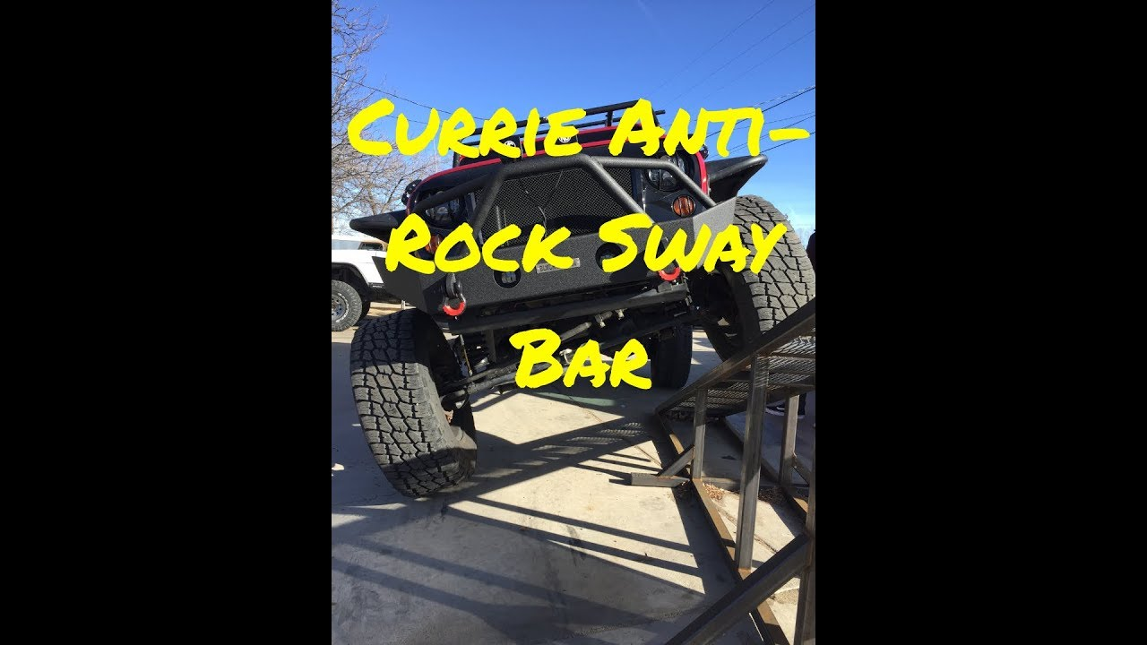 🔴WHAT THE FLEX‼️😳 LittleWierdJeep goes Currie Anti Rock‼️🥴
