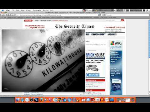 IT Hacking News: IT Security News Weak in Review 01/20/2010