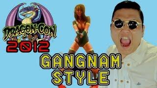 DRAGONCON 2012 - Gangnam Style Cosplay