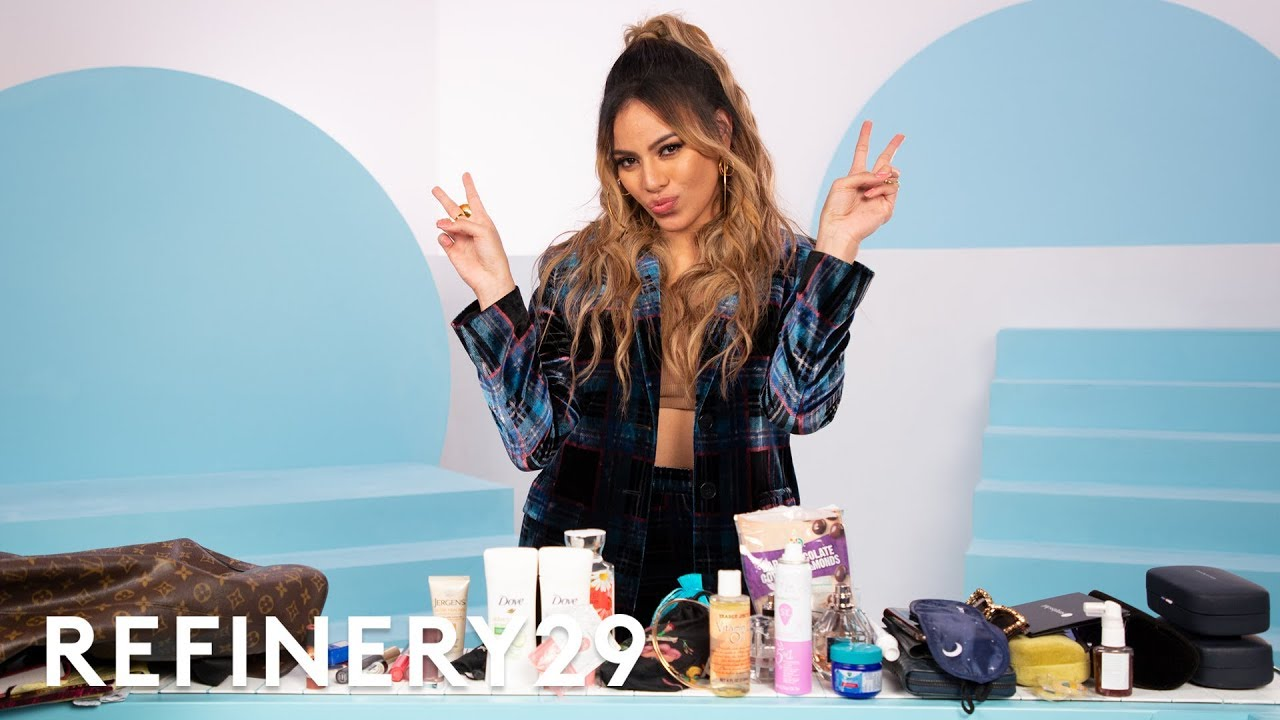 What's In Dinah Jane's Bag | Spill It | Refinery29