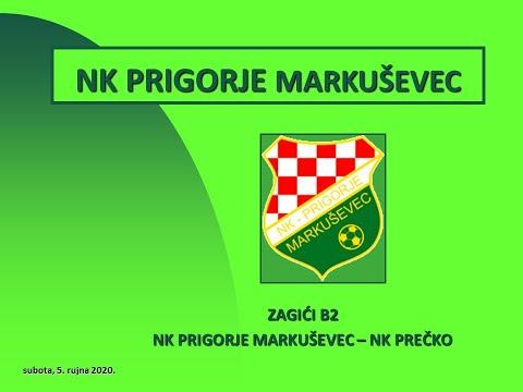 Zagići B2/2013 NK Prigorje Markuševec 4:8 NK Prečko