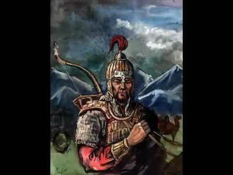 ancient turkic warriors des guerriers turcs youtube