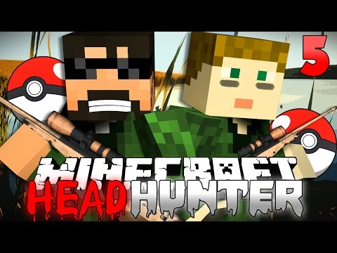 Minecraft | Head Hunter Modpack | Gertrude = Jynx?! [5]