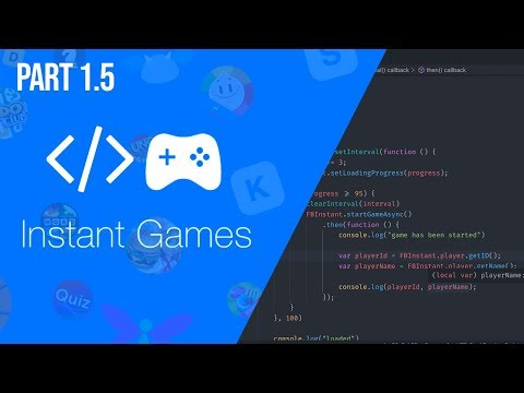 Install NodeJs and http-server for Testing - Facebook Instant Game Development Tutorial Part 1.5 thumbnail