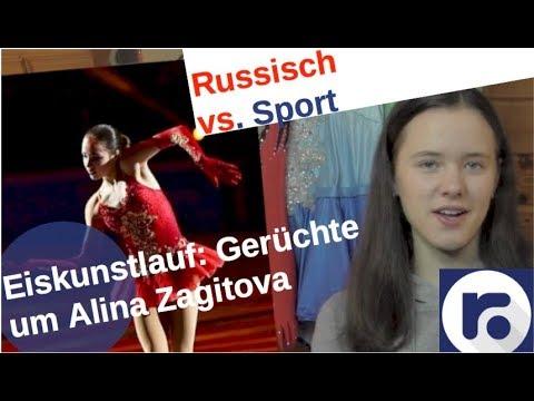 Eiskunstlauf: Gerüchte um Alina Zagitova