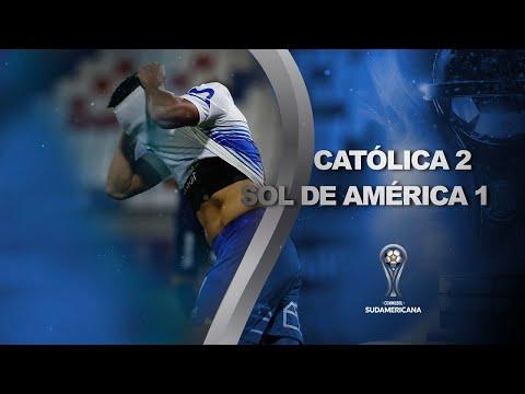 U. Catolica Sol de America Goals And Highlights