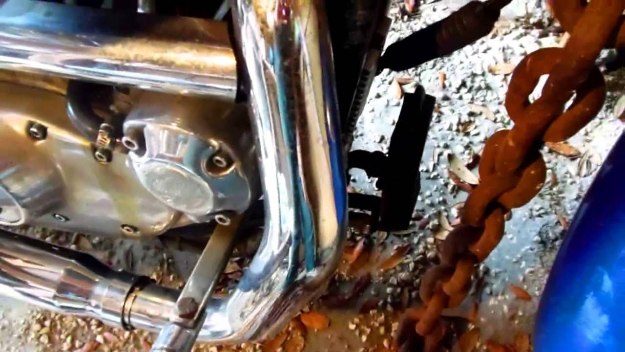 Harley Tips Oil Cooler Oil Amp Oil Level Youtube