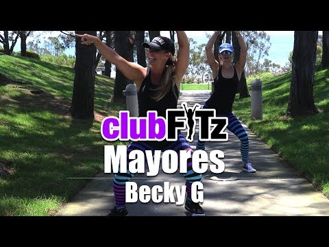 """MAYORES"" by Becky G 
