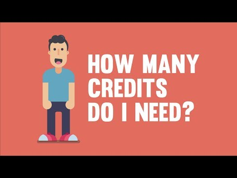 How Many Credits Do I Need For My Bachelor's Degree?