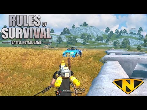 Back to Back! (Rules of Survival: Battle Royale #82)