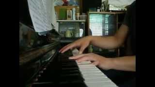 4Men - Baby Baby (piano)