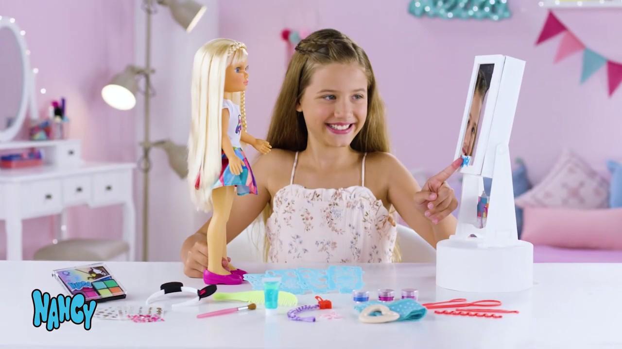 Explicación nancy espejo 1001 peinados Fotos de tutoriales de color de pelo - NANCY ESPEJO 1001 PEINADOS - YouTube