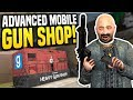 ADVANCED MOBILE GUN SHOP - Gmod DarkRP | Heavy Gun Dealer!