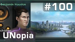 Let's Play Stellaris UNopia #100: Freie Bahn... ► Benjamin Houston (deutsch / Roleplay)