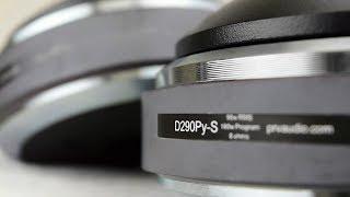 PRV Audio Brazil / D290Py-B and D290Py-S - 1