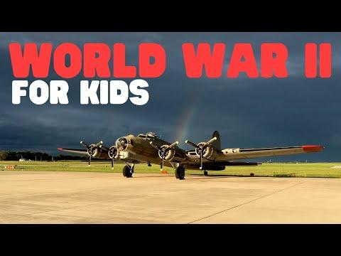 World War 2 For Kids | A World War 2 Crash Course For Kids