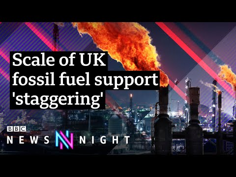 How serious is the UK about tackling climate change? - BBC Newsnight