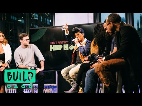 "The Cast Of ""First Family Of Hip Hop"" Discuss The Show"