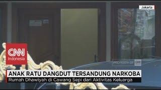 Lokasi Penggerebekan Dhawiyah, Anak 'Ratu Dangdut', Elvy Sukaesih, Sepi