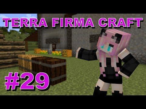 #29/ОДНА ДОМА/ Выживание в TerraFirmaCraft