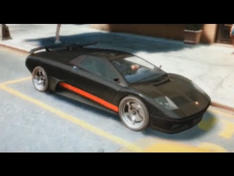 Grand theft auto iv game mod realistic car pack v. 4 download.