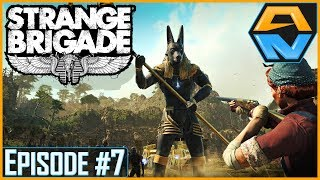 "STRANGE BRIGADE Let's Play | Episode 7 | ""THE TOWERING TEMPLE Part 1!"""