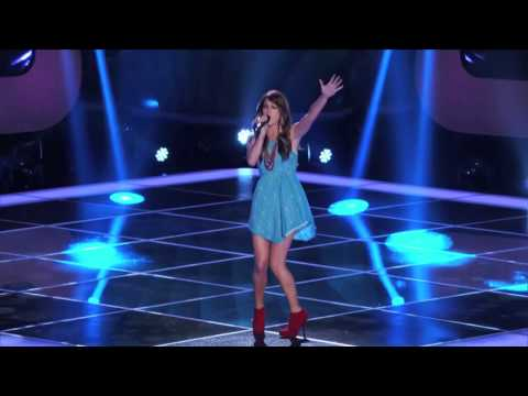 "Cassadee Pope's Blind Audition ""Torn"" – The Voice"