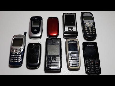 ШОК !!! Купил кучу барахла !!! Спроси зачем ??? Samsung Z370. Samsung R210S. Nokia 6280. Sony Z310i