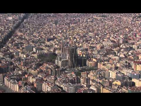 Basilica of the Sagrada Família. Welcome to the Temple