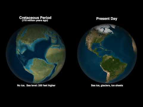 Cretaceous-Era Dinosaur Prints Found at Goddard Space Flight Center