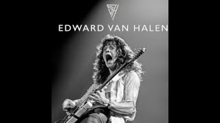 New book Edward Van Halen by Ross Halfin set for release a 356 page archive!