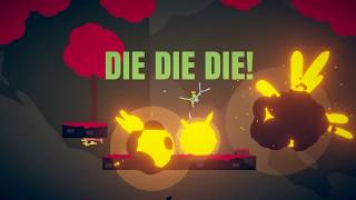 "TaeRss и Банда играют в ""Stick Fight""(5 Октября)●""Стрим TaeRss"""