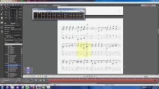 Học guitar qua phần mềm máy tính Guitar Pro 6 - Hoài cảm - Nhạc Cung Tiến do Kim Chung chuyển soạn