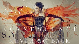"EVANESCENCE - ""Never Go Back""  (Official Audio - Synthesis)"