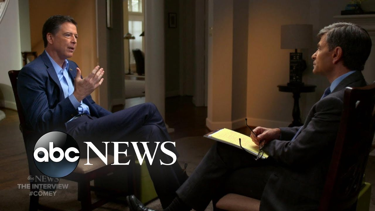 James Comey Interview Are There Trump Tapes