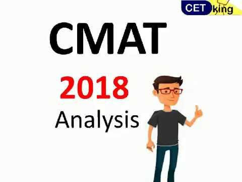 Pdf cmat question papers