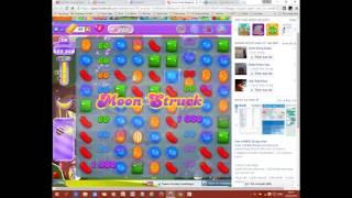 Candy Crush Saga Dreamworld Level 665 Final